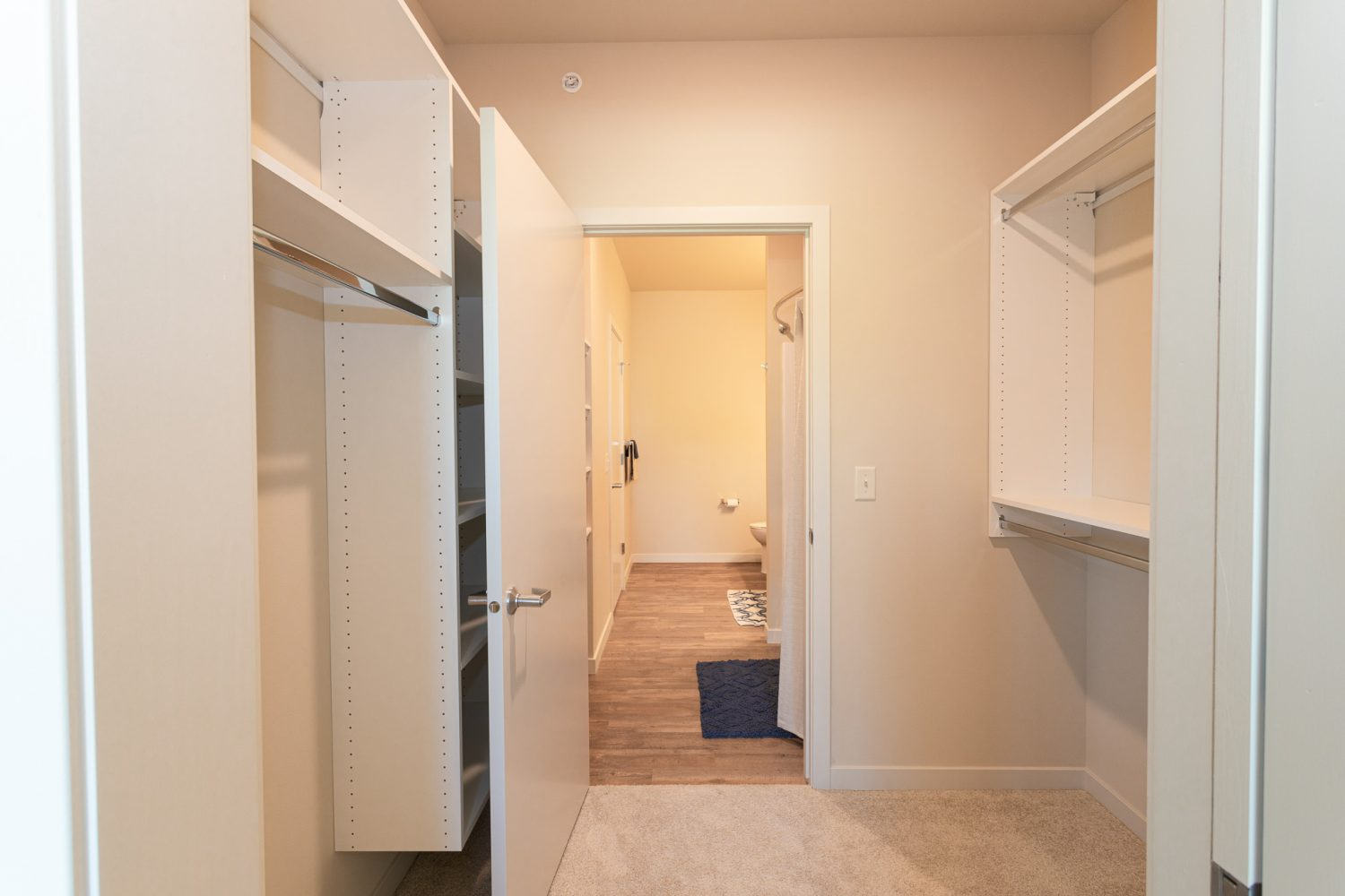 Entry to Bath from Bedroom