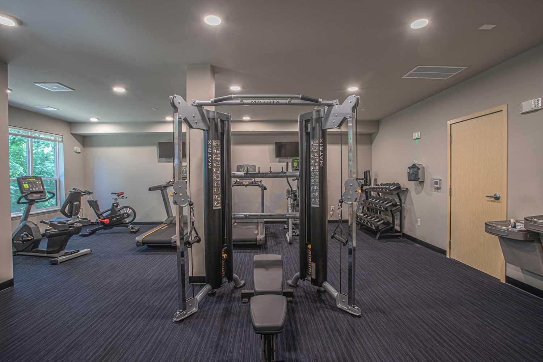 Lincoln Street Fitness Center